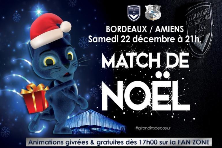 Gagnez vos places pour le match FCGB-Amiens le 22/12