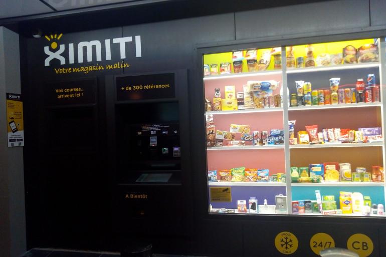 L'épicerie connectée Ximiti à Perpignan