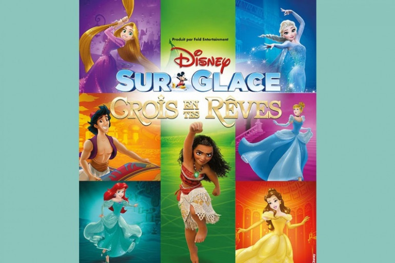 Disney Sur Glace : Crois en tes rêves