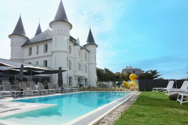Relais Thalasso le Chateau des Tourelles