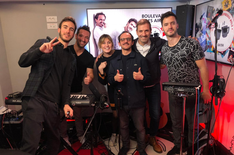 Boulevard des Airs dans Le Double Expresso RTL2