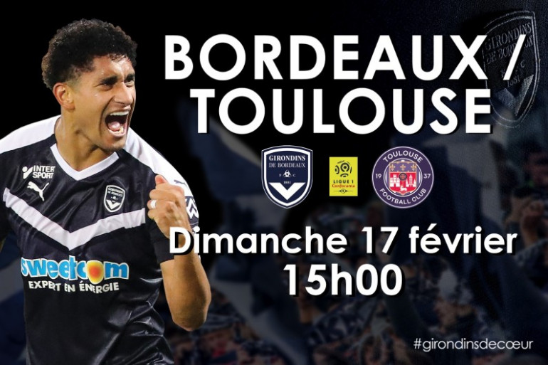 Le FCGB reçoit Toulouse ce week-end