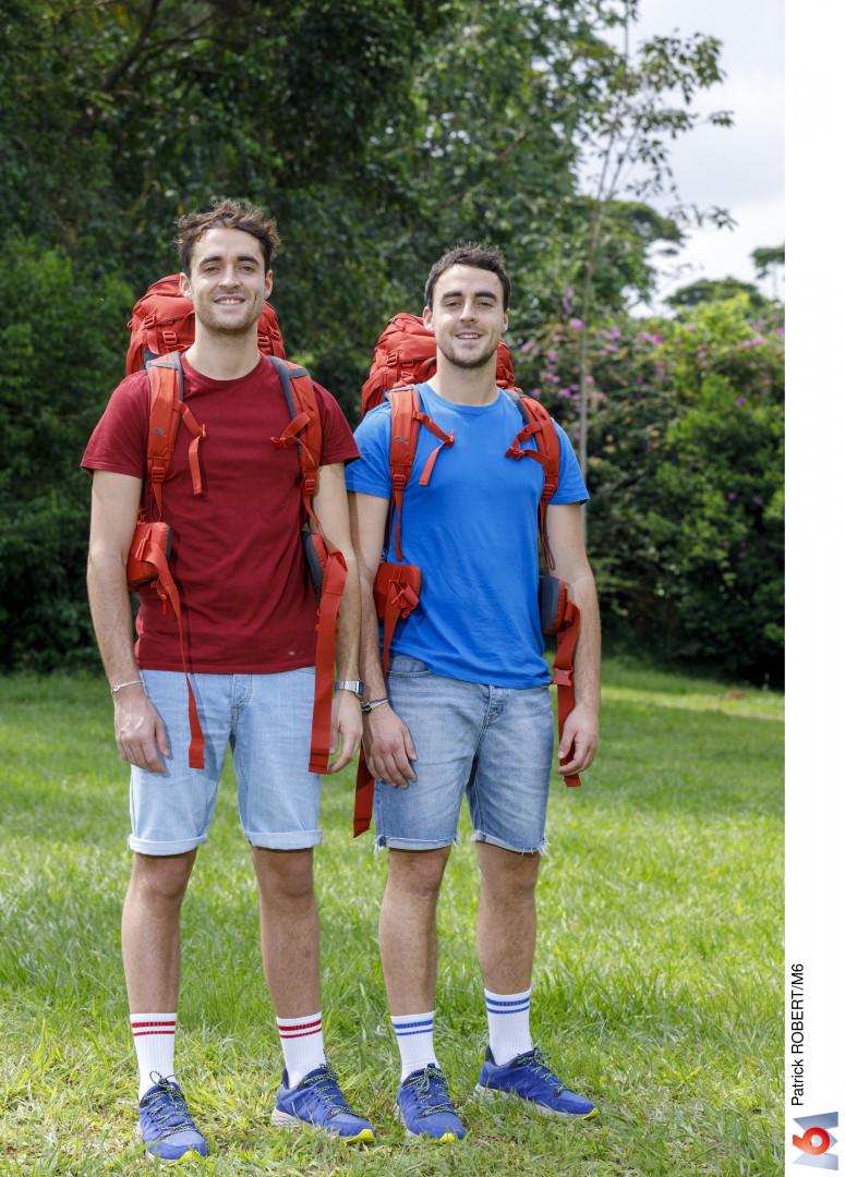 Pierre-Louis et Arnaud sont frères et rêvent d'ouvrir leur cabinet de kinésithérapie