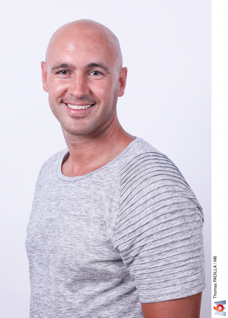 Rudy, 36 ans, agent commercial.