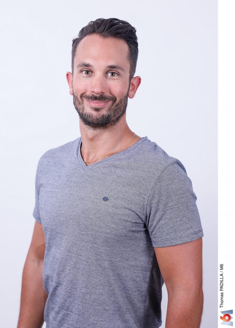 Joachim, 31 ans, coach sportif