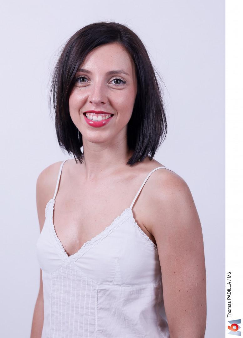 Elodie, 27 ans, préparatrice en pharmacie.