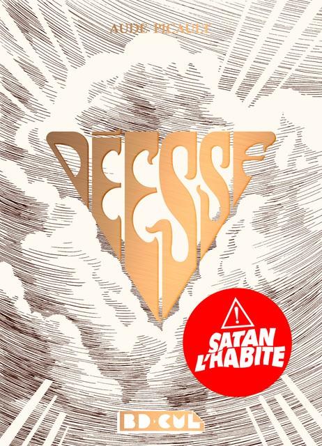 """La bande-dessinée """"Déesse"""" d'Aude Picault (Les Requins Marteaux, 2019, 14€)"""