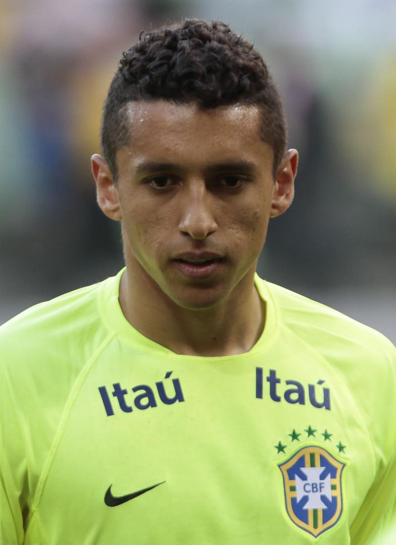 Marquinhos portera pour la première fois le maillot brésilien dans une compétition majeure