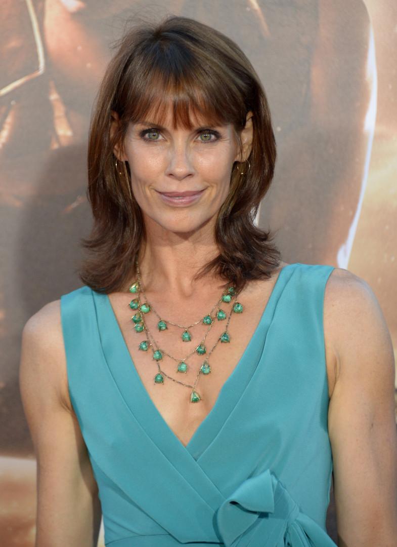 Alexandra Paul a joué dans une cinquantaine de films et séries