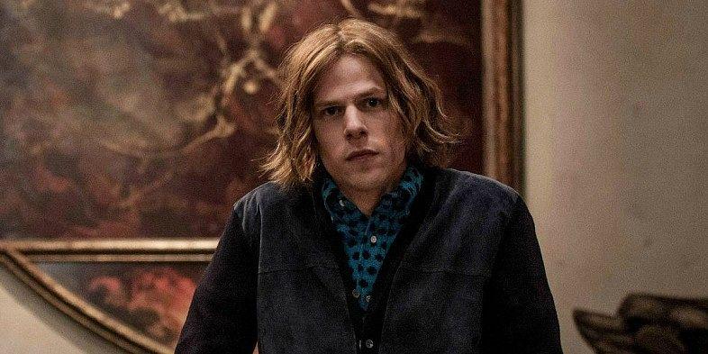 """Lex Luthor : le savant fou dans """"Batman V Superman"""""""