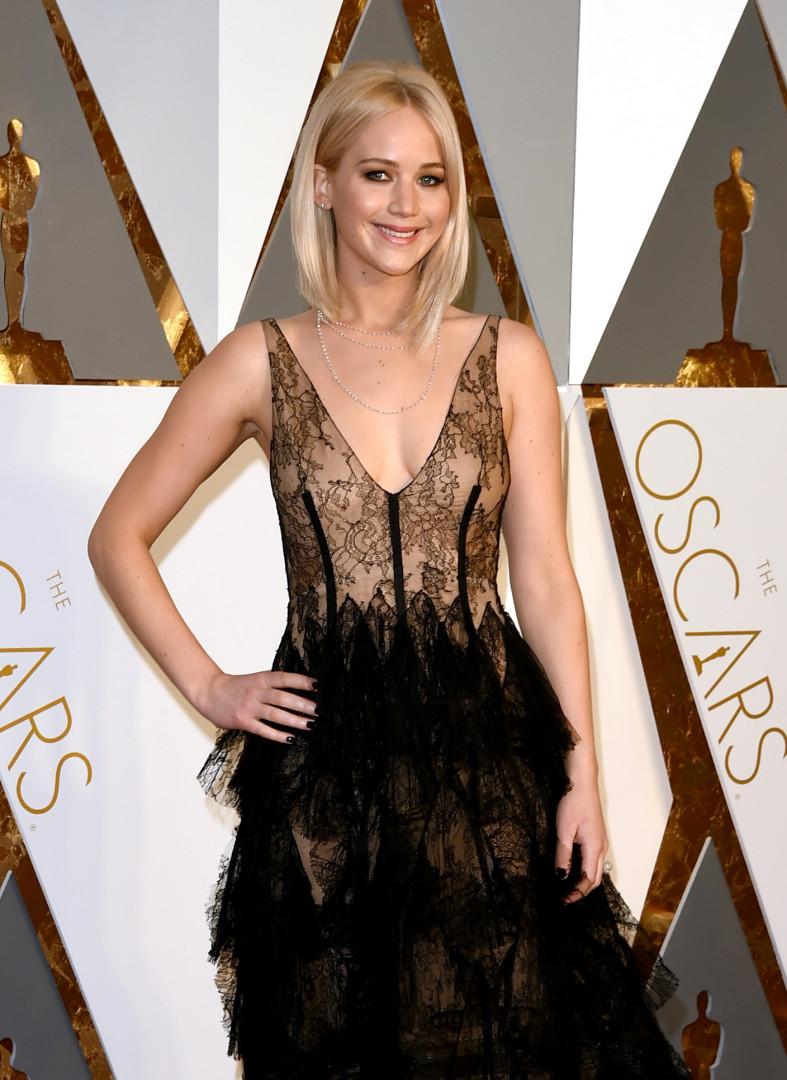 Jennifer Lawrence est première de ce classement avec 46 millions de dollars de revenus