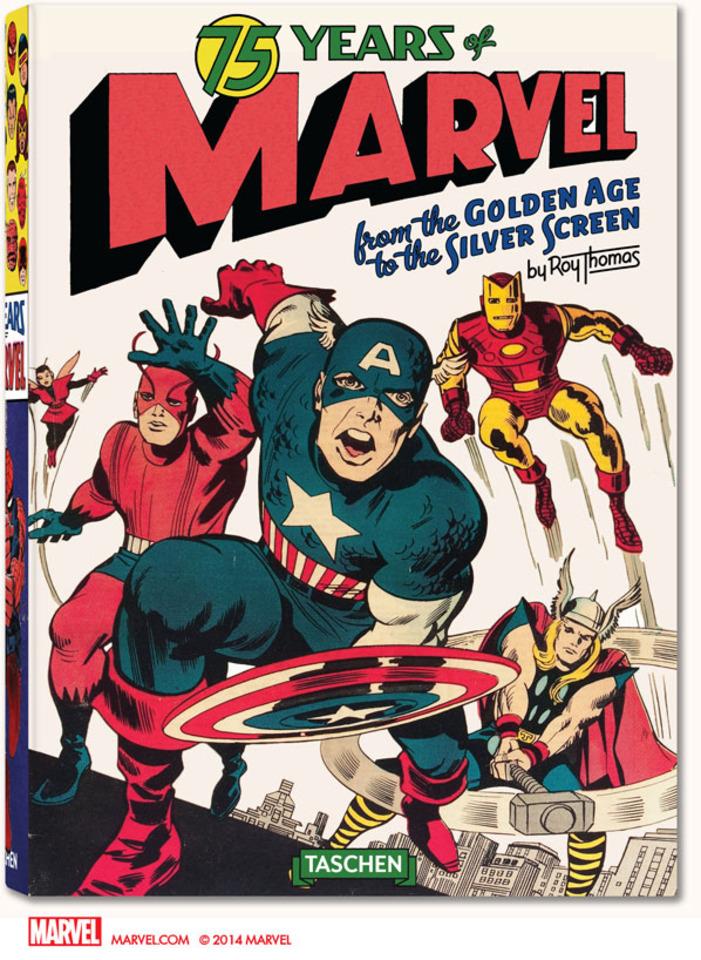 """""""75 ans de Marvel"""" à 150 euros sur Fnac.com"""