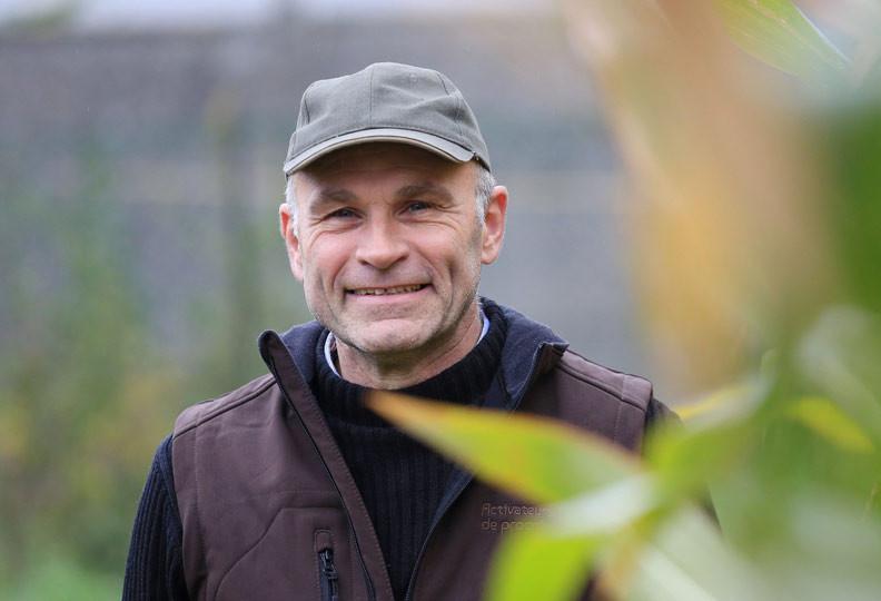 Didier, 52 ans, céréalier en Région Nord-Pas-de-Calais