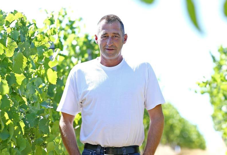 Bruno, 46 ans, viticulteur en région Alsace - Champagne-Ardenne - Lorraine