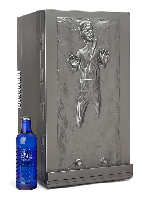 Le mini-frigo Han Solo, 140,2 euros