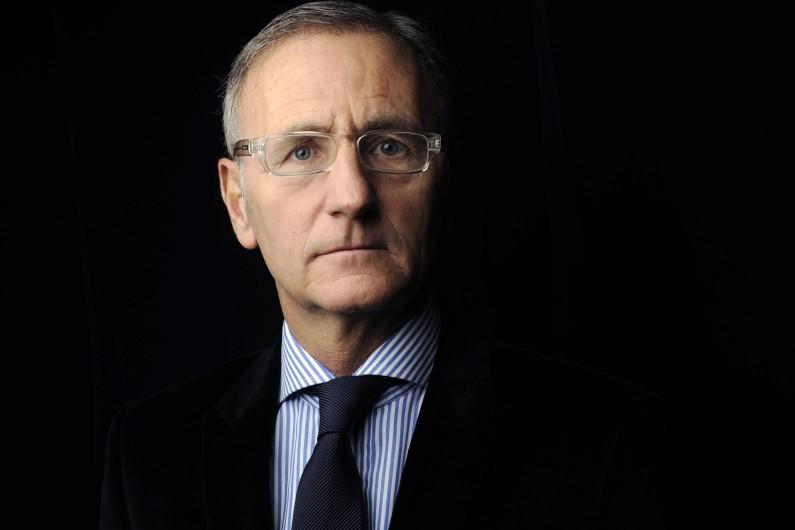 André Vallini, le 11 janvier 2014, à Paris. (archives)
