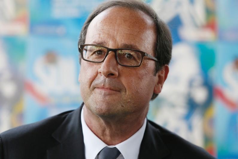 François Hollande le 29 juin 2014