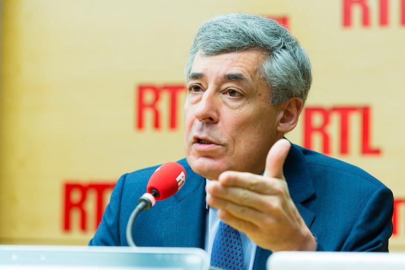 Henri Guaino, invité de RTL, le 22 février 2016