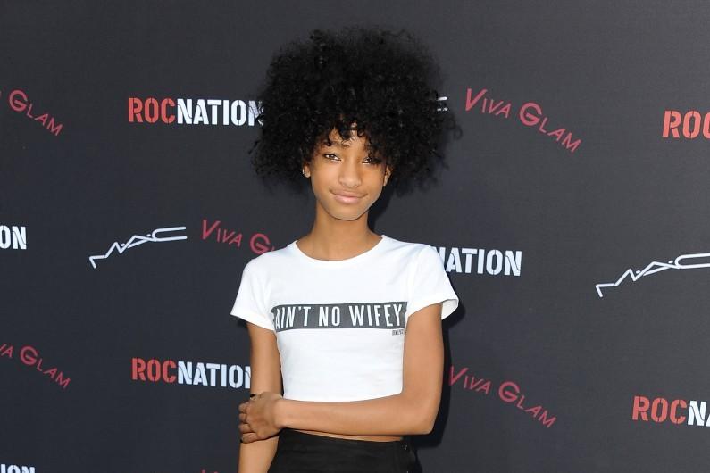 Willow Smith est devenue l'égérie de Marc Jacobs à seulement 15 ans