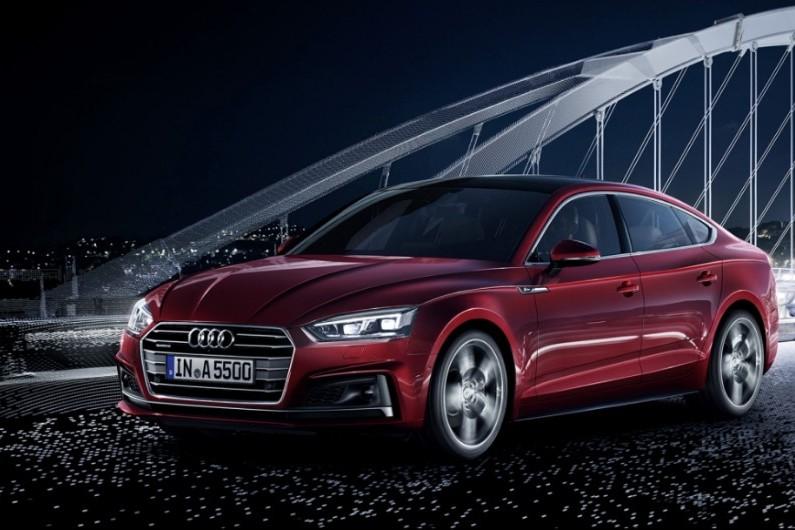 Avec la nouvelle Sportback, Audi continue le renouvellement de la gamme A5