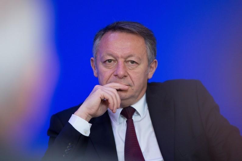 L'ancien secrétaire d'Etat chargé des sports, Thierry Braillard