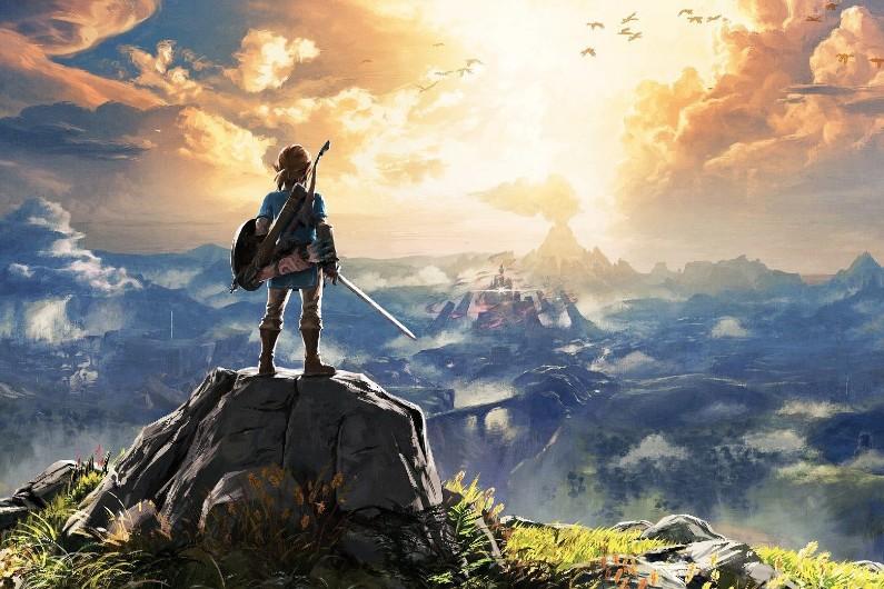 """""""Zelda : Breath of The Wild"""" est l'un des jeux les plus marquants de 2017. Une nouvelle extension vient même prolonger l'aventure avant Noël (Switch, 50 €)"""