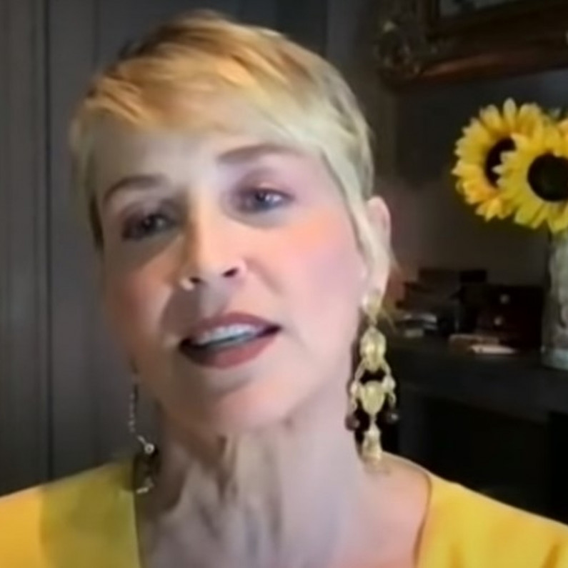 Sharon Stone : victime d'un AVC en 2001, la star se confie sur son épreuve