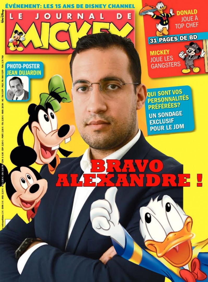 Les internautes se demandent quelle sera la prochaine sortie médiatique d'Alexandre Benalla...