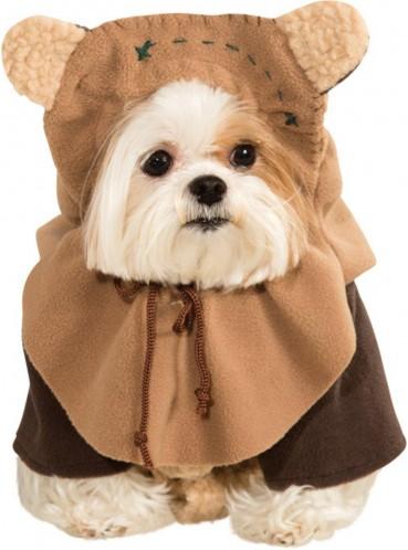 Costume d'Ewok pour chien, 29,99 euros