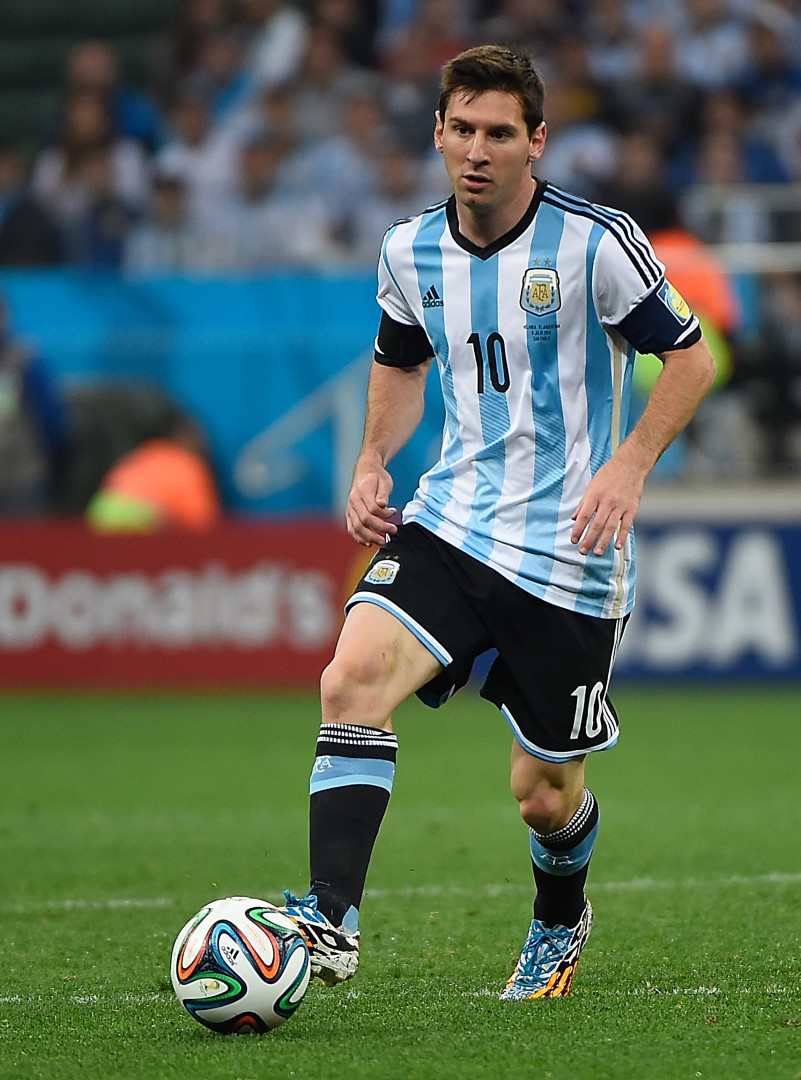 Faut-il présenter l'Argentin Lionel Messi ?