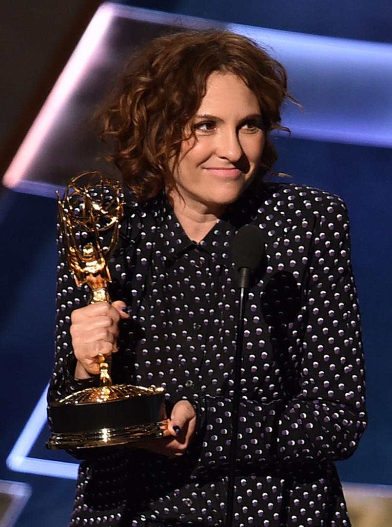 """Jill Soloway a remporté l'Emmy de la meilleure réalisation d'une série comique pour """"Transparent"""""""