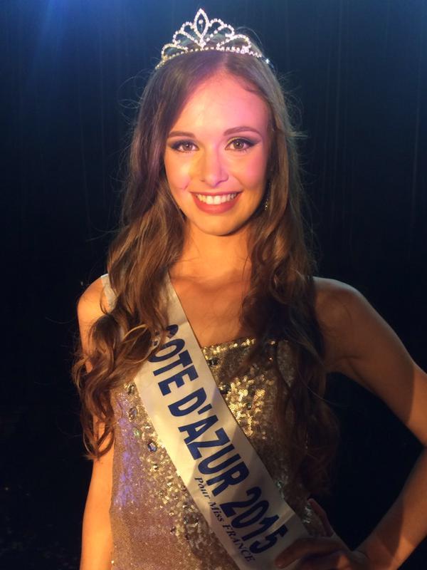 Miss Côte d'Azur. Leanna Ferrero, 20 ans, décroché en juillet un BTS