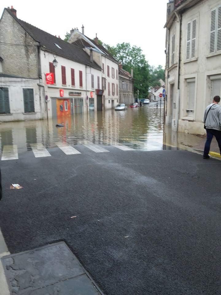 La Ferté-Gaucher, en Seine-et-Marne, le 2 juin 2016