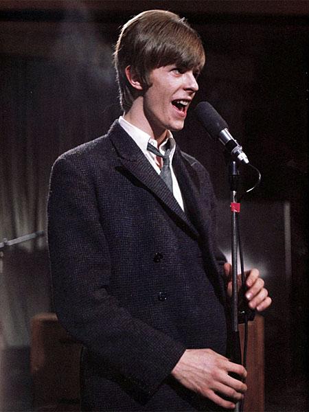 David Bowie en 1966