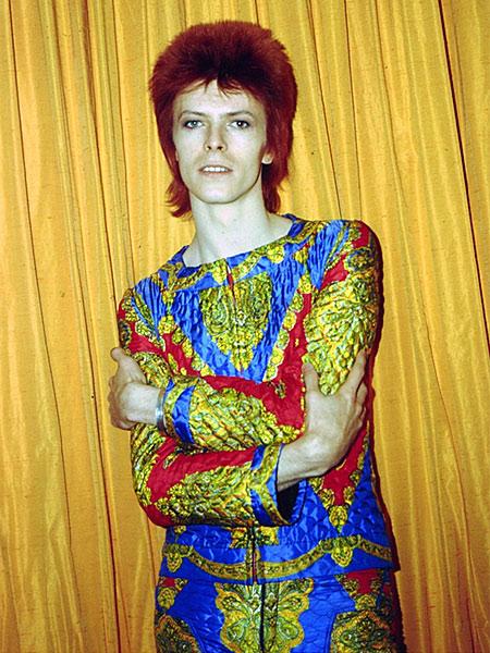 L'année suivante naît Ziggy Stardust