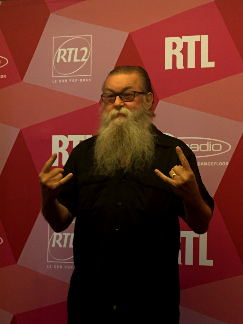 Francis Zégut lors de la conférence de rentrée de RTL2