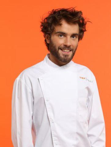 Thomas Letourneur, 29 ans, chef gastronomique privé, Meudon (92)