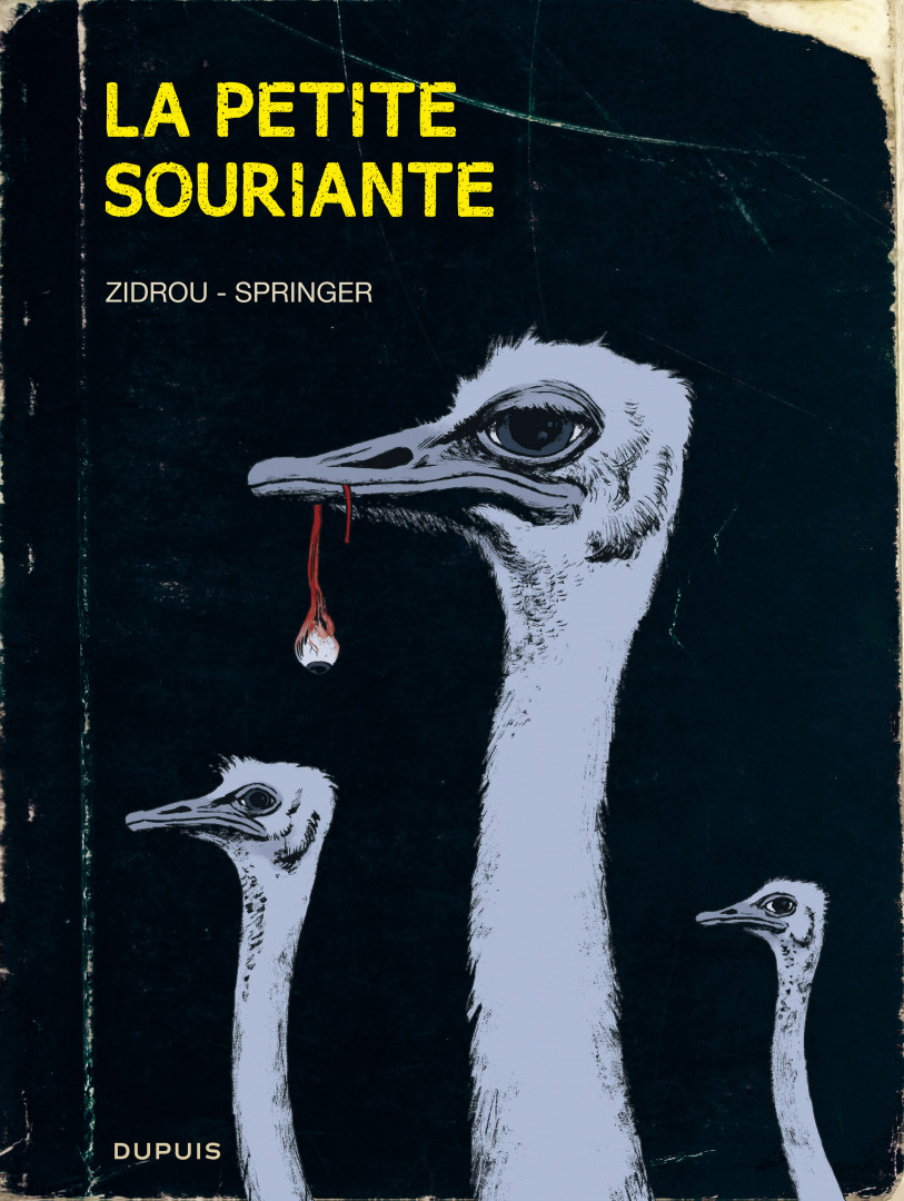 """""""La petite souriante"""" de Zidrou et Springer"""