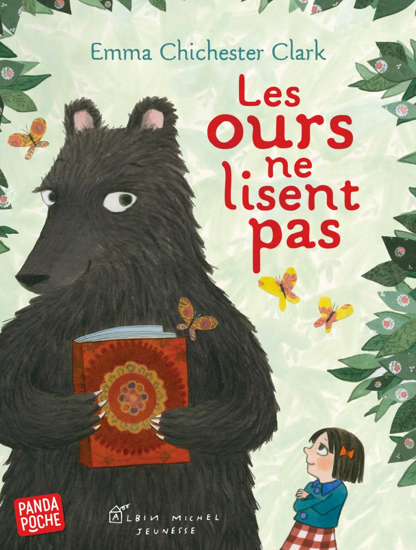 """""""Les Ours ne lisent pas"""", d'Emma Chichester Clark"""