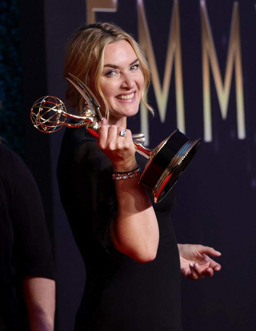 """Kate Winslet a remporté un prix pour """"Mare of Eastown"""""""