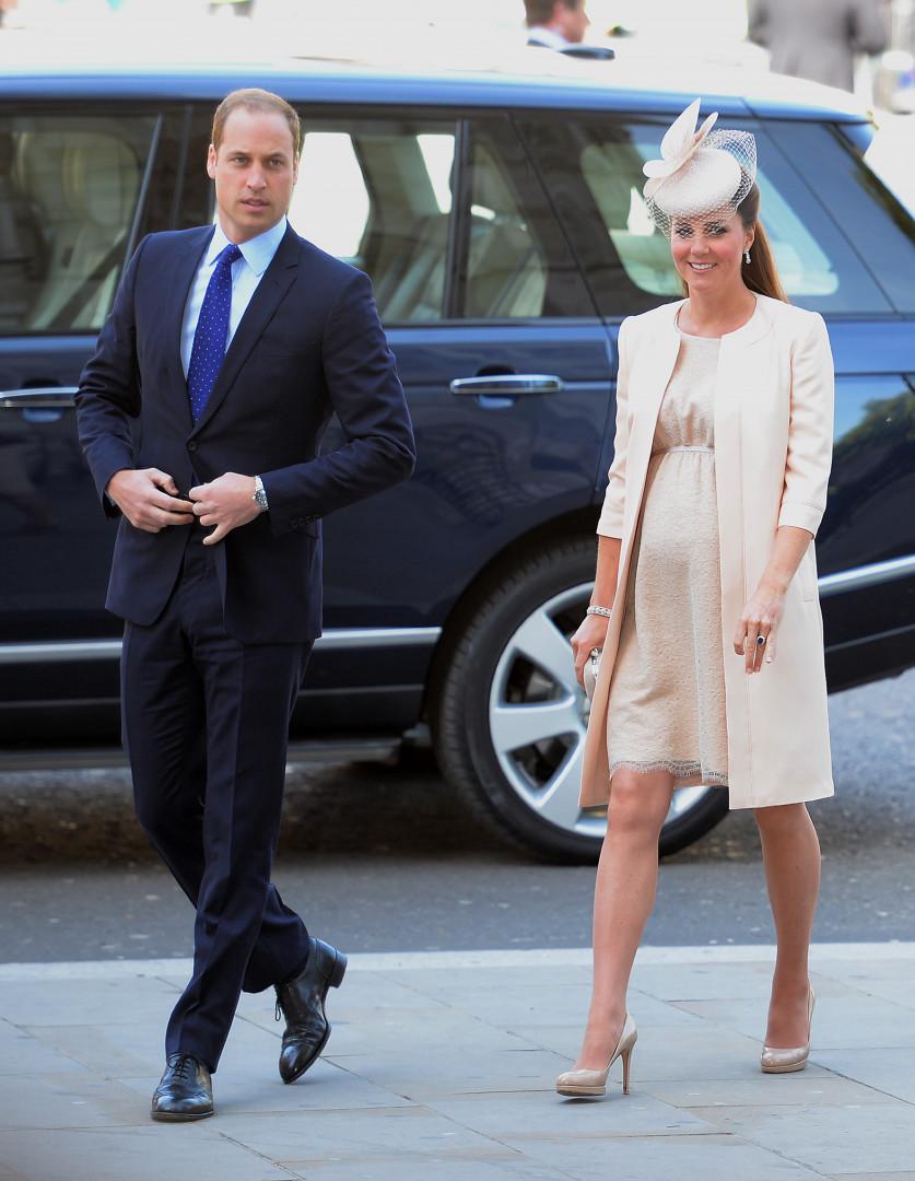 La date de l'accouchement approche à grands pas et le Royaume-Uni a les yeux rivés sur le couple et son futur héritier