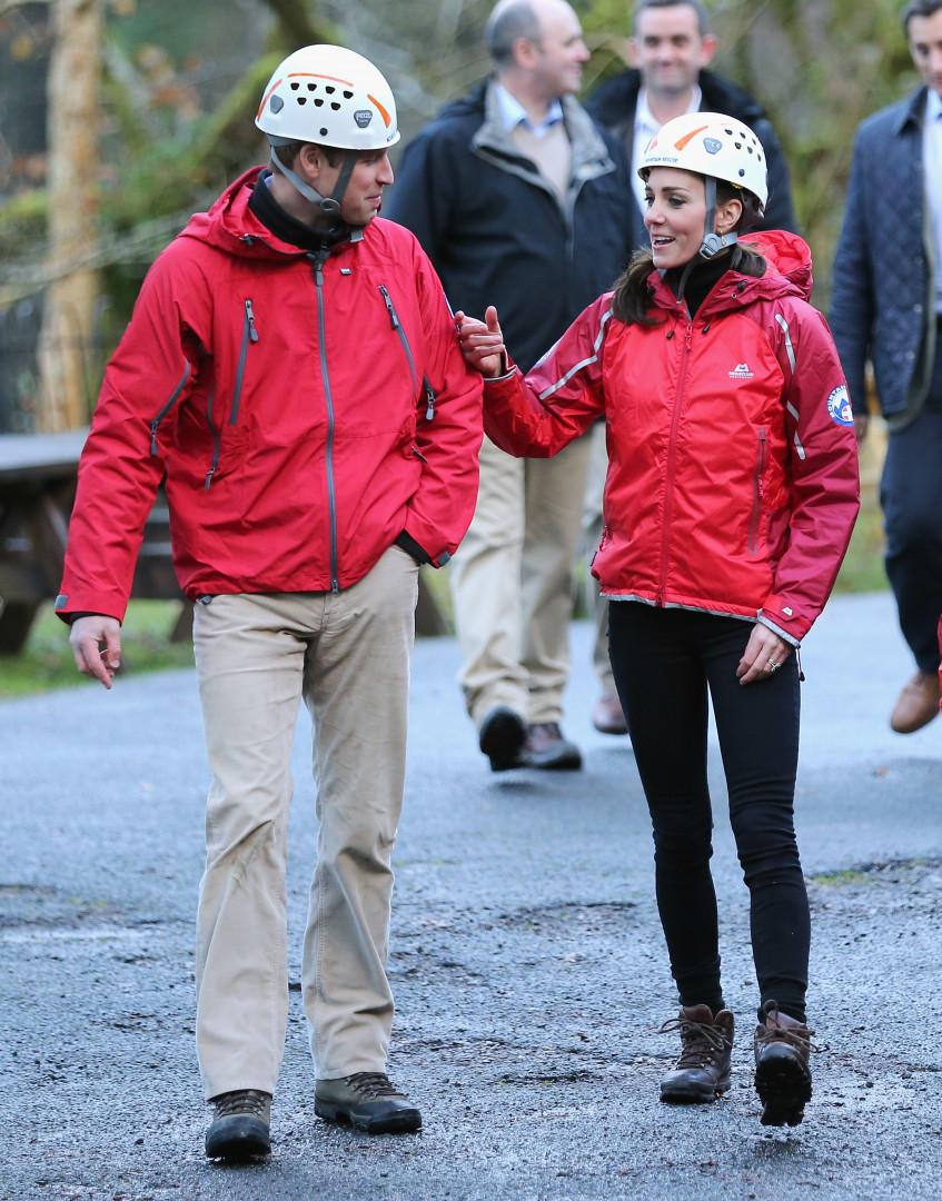 Le prince William et elle sont très compétitifs