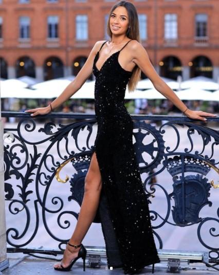 Emma Arrebot-Natou a été élue Miss Midi-Pyrénées 2020
