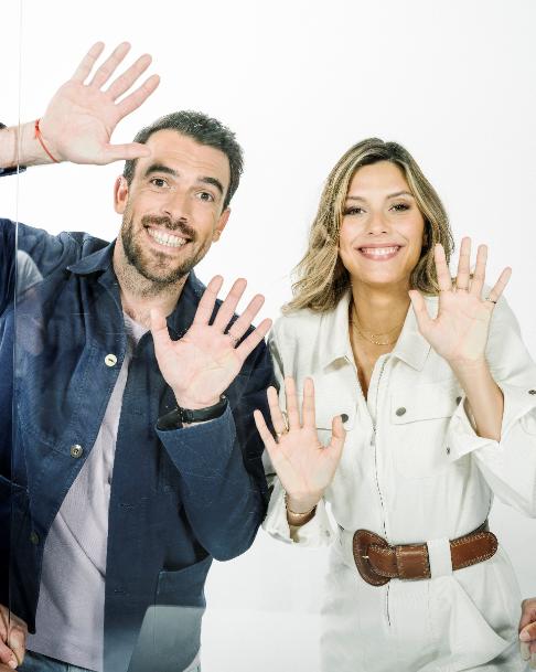 Camille Cerf et Mikka débarquent sur Fun Radio