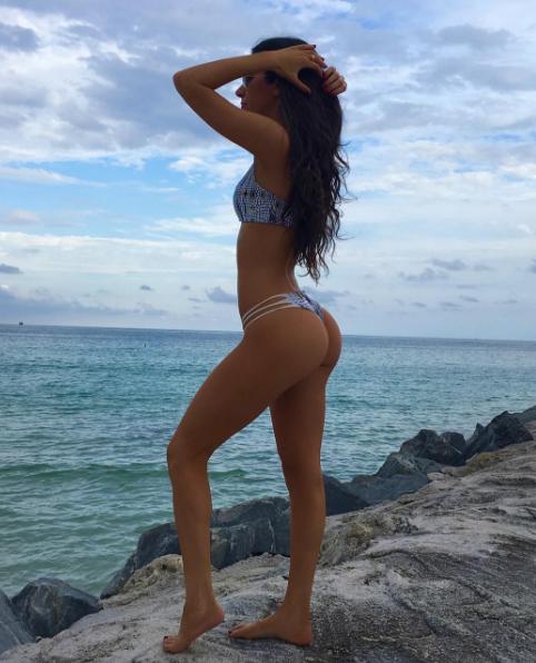 Jen Selter enchaîne les squats pour avoir des fesses aussi musclées