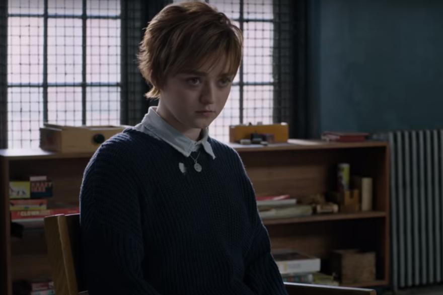 """Maisie Williams dans """"Les Nouveaux Mutants"""" (2020)"""