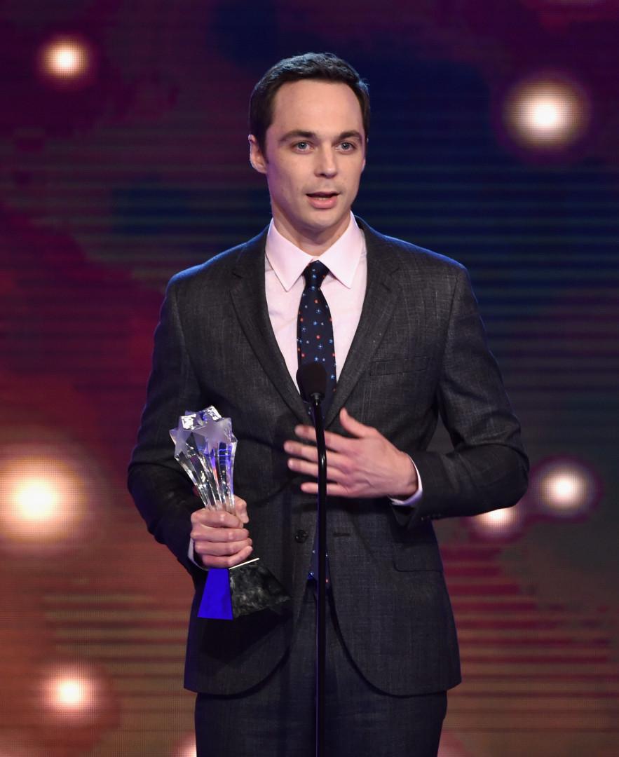 """1. Jim Parsons, alias Sheldon dans """"The Big Bang Theory"""", 1 million de dollars par épisode"""