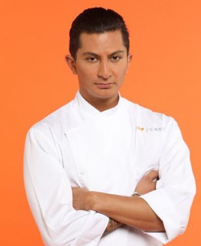 """Alexis Delassaux, 28 ans, chef gérant du """"Luz Verde"""", bistronomique mexicain 1 toque Gault Millaut, Paris (75018)"""