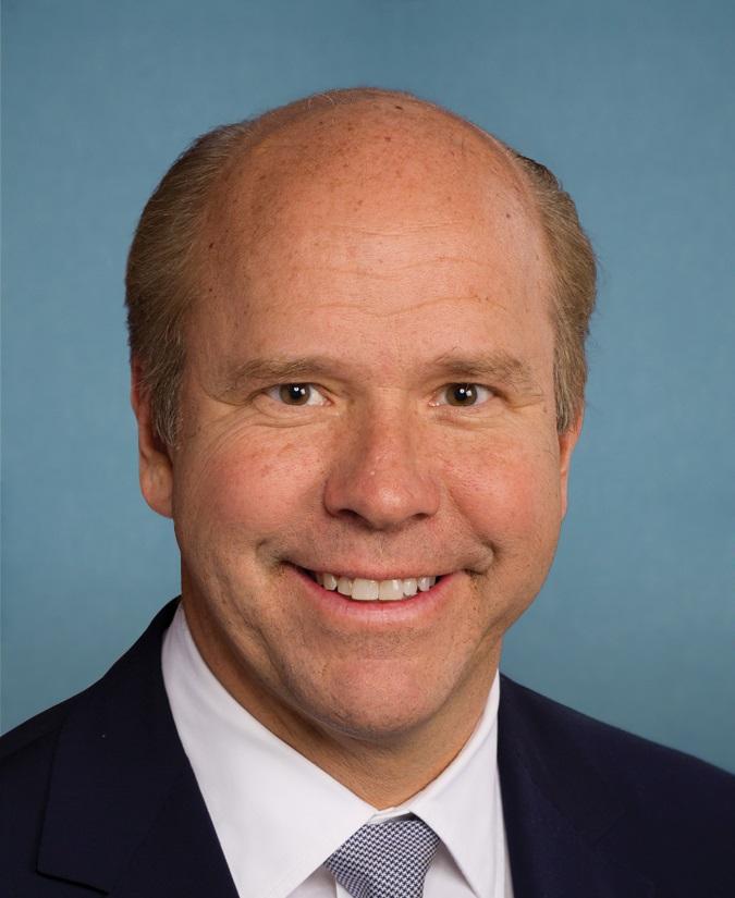 John Delaney est élu à la Chambre des représentants, à Washington, où il représente le Maryland