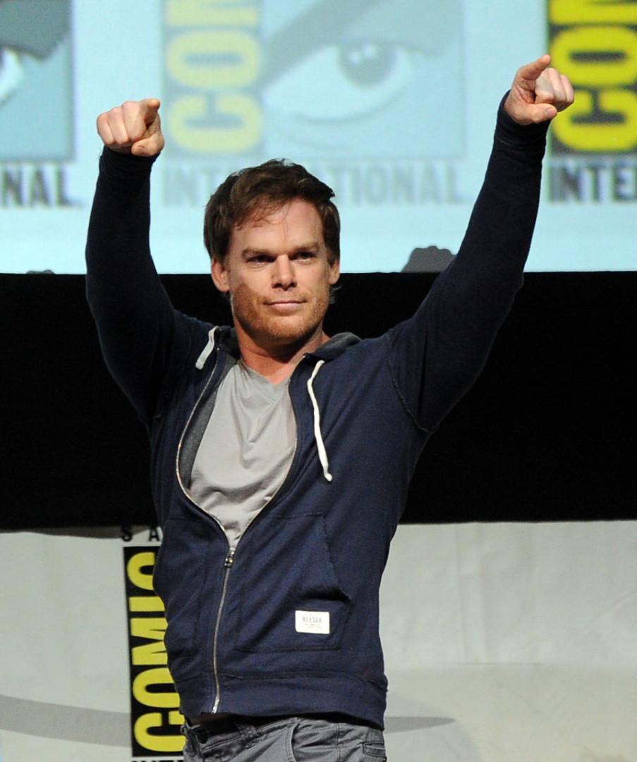 """Michael C. Hall était payé 300.000 dollars pour les épisodes de """"Dexter"""""""